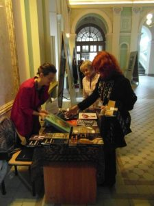 IRSA publications were very popular among conference participants
