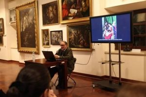 Lecture by Dr. Grabski dedicated to the work of Lorenzo Lotto