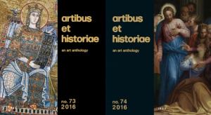Volumes 73 and 74 of ARTIBUS ET HISTORIAE